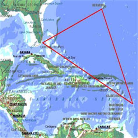 ¿Dónde está el Triángulo de las Bermudas?