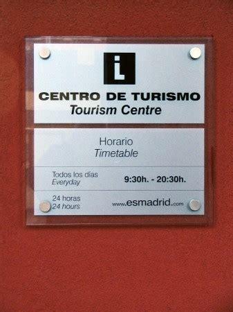 Dónde están las Oficinas de Turismo | Viajar a Madrid