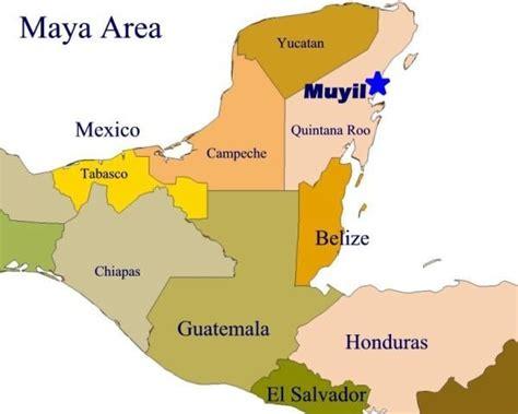 ¿Dónde habitaban los Mayas? – Respuestas.Tips
