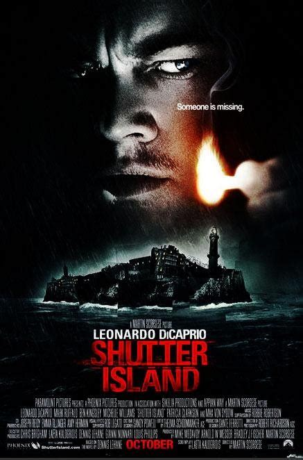 Donde me dejes llevarte: Dos por uno: Shutter Island y Los ...