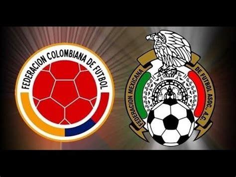 Dónde será el mundial 2026? - Colombia vs México - YouTube
