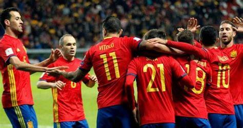 ¿Dónde ver los amistosos de la Selección Española?