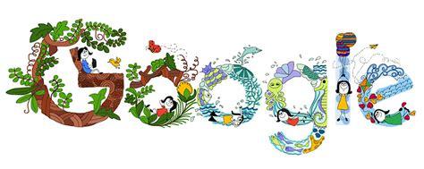 Doodle 4 Google - Children's Day 2016 (India)