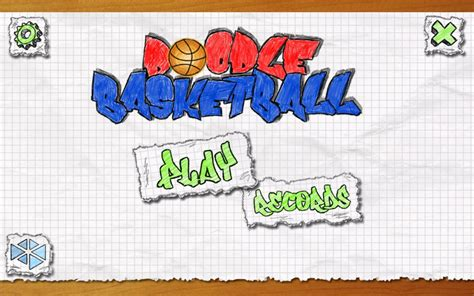Doodle Basketball   Android Apps on Google Play