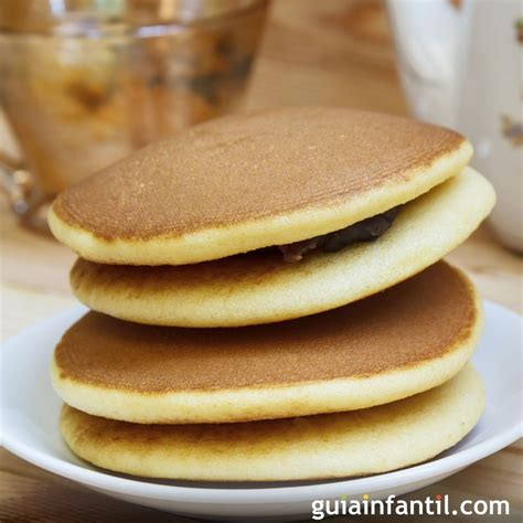 Dorayakis para el desayuno de los niños