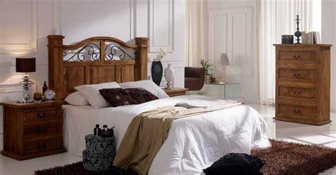 Dormitorio Completo Forja Madera Terrak | Blog de ...