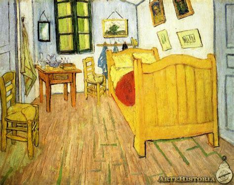 Dormitorio de Van Gogh | artehistoria.com