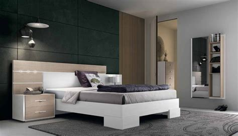 Dormitorio matrimonio moderno A-38/NM06
