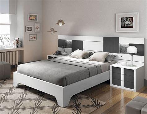 Dormitorio matrimonio moderno C-02/MS08