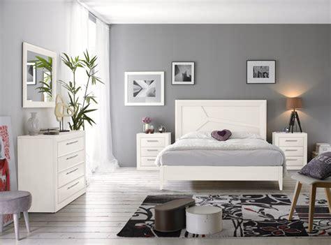 dormitorio matrimonio moderno con cabecero de 135 cm. y ...