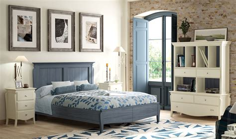 Dormitorio provenzal Mediterráneo en Portobellostreet.es
