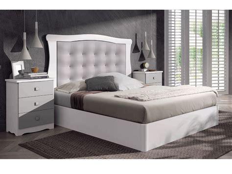 Dormitorio romántico blanco, mueble para la habitación de ...