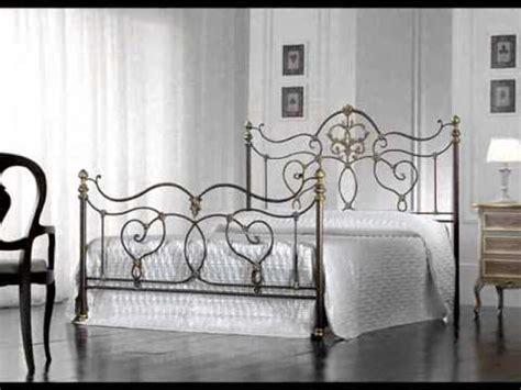 Dormitorios con Camas de Forja Artesanal Estilo ...