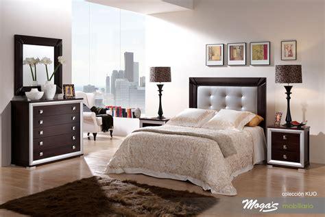 Dormitorios de madera Kuo - Muebles Dominguez