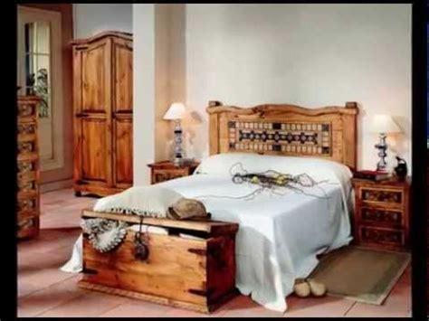 Dormitorios de matrimonio de estilo rustico - YouTube