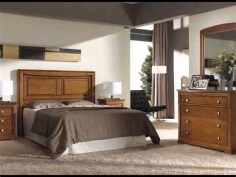 Dormitorios de matrimonio en madera con estilo - YouTube