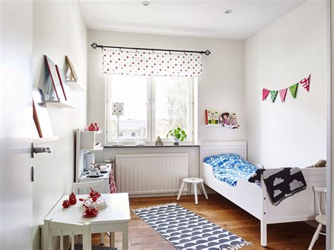 Dormitorios infantiles de estilo escandinavo
