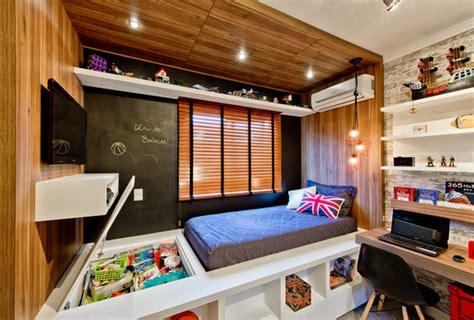 Dormitorios juveniles decorados para chicos modernos ...