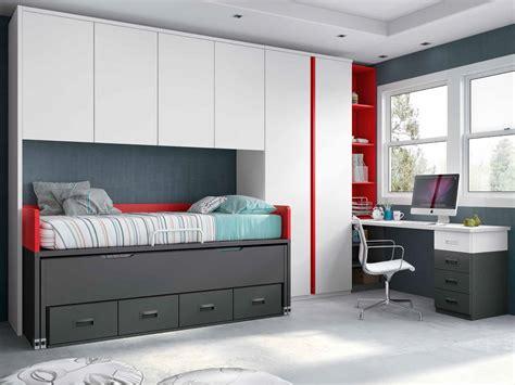 Dormitorios juveniles el mueble