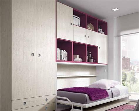 Dormitorios juveniles modernos. Muebles para dormitorios.