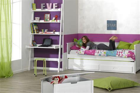 Dormitorios juveniles pequeños de espacio reducido