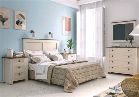 Dormitorios Matrimonio - Dormitorios Rústicos | Muebles Sárria