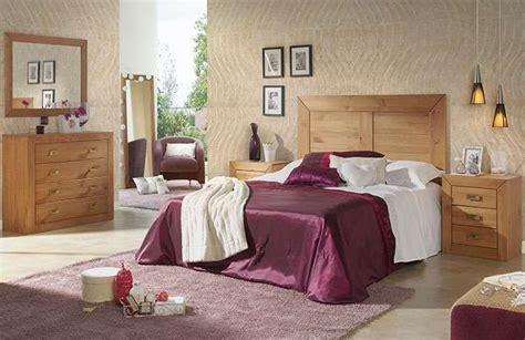 Dormitorios Matrimonio | Madera Maciza | Muebles Baratos ...