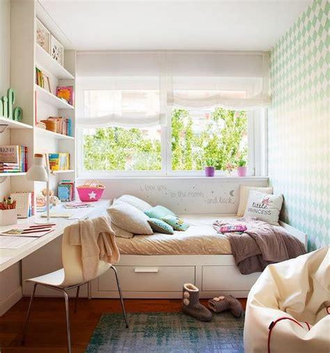Dormitorios pequeños. Ideas para decorar habitaciones ...