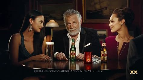 Dos Equis Beer:  Memory Foam Mattresses  TV Commercial by ...
