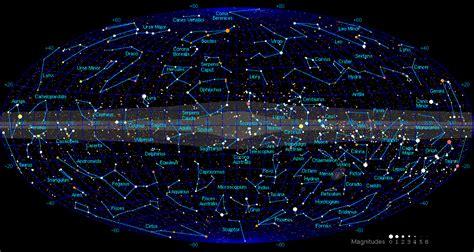 Dosis Astronomica: ¿Que es una Constelación?