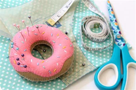 Doughnut Pin Cushion Tutorial
