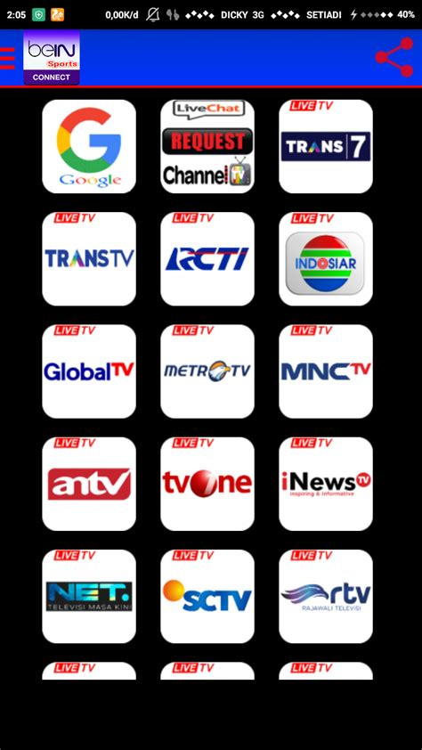 Download beIn Sport HD [TV Online Untuk Android]   RPPBG BLOG