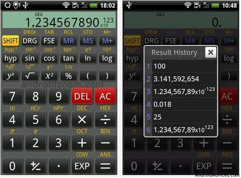 Download - Best Scientific Calculator App for Android ...