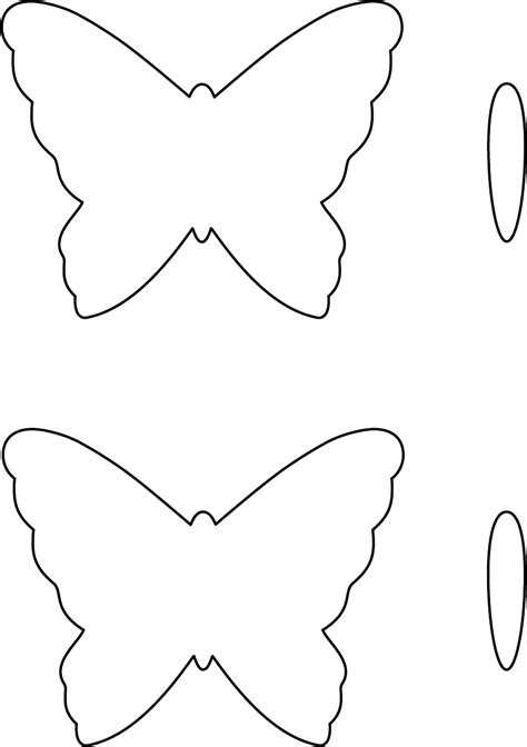 Download Butterfly Template 1 for Free - TidyForm