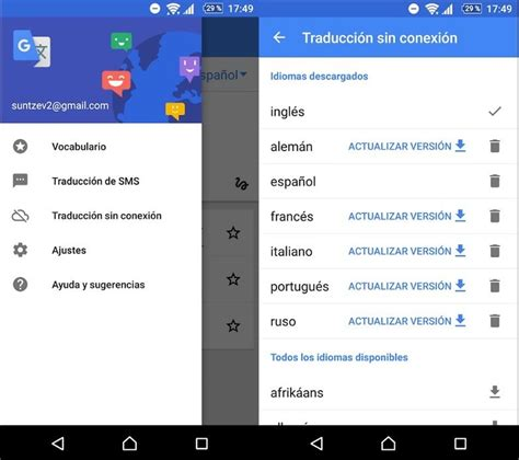 Download Descargar traductor de google para android | Free