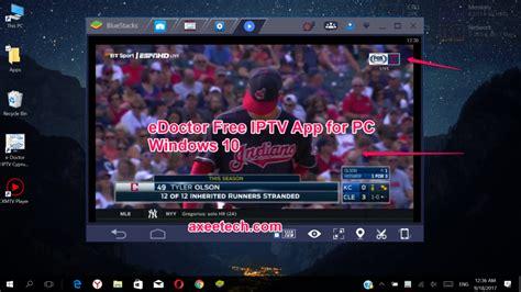 Download eDoctor IPTV app Free on PC Windows 10, 8, 7 or ...