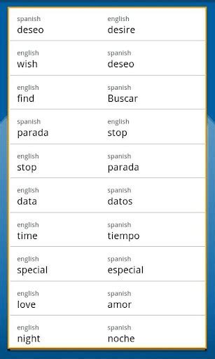 Download English Spanish Translator pro for Android by ...