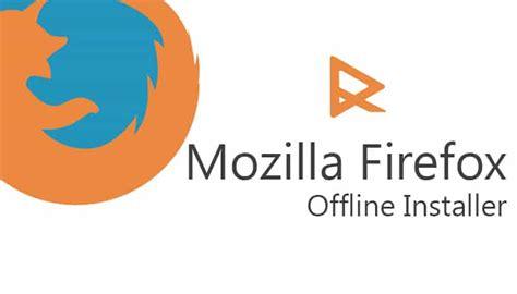 Download Firefox Offline Installer For Windows Xp ...