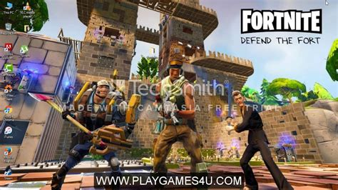 Download Fornite for PC [2017] Easy steps #NO TORRENT L ...