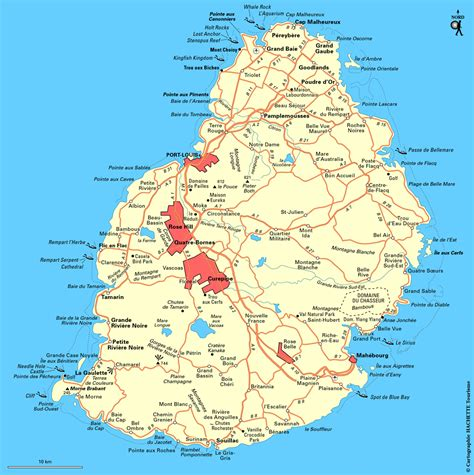 Download Free Mauritius Maps