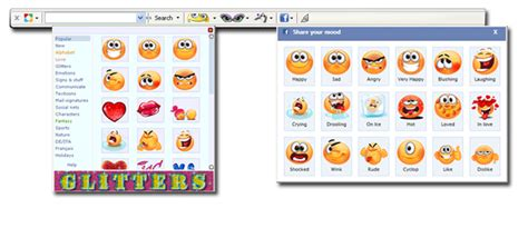 Download free software Free Emoticons Msn Without Ing ...