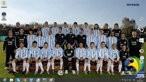 download gratis tema windows 7: Argentina Football Team ...