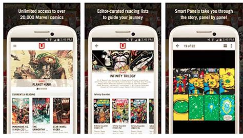 Download Marvel Unlimited For PC - Android Apps for PC