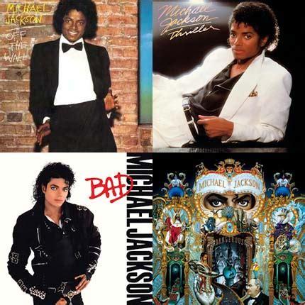Download Michael Jackson - Studio Albums (1979 - 1991)