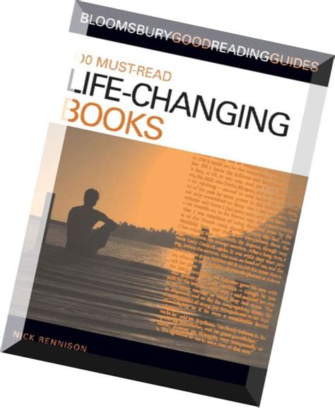 Download Nick Rennison, 100 Must-read Life-Changing Books ...
