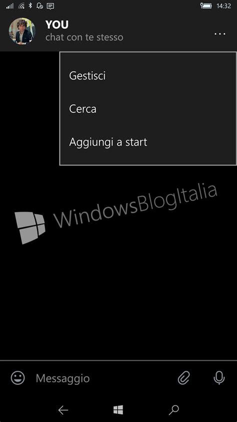Download nuova versione di Telegram per Windows 10 Mobile