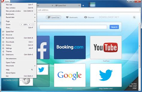 Download Opera Browser 2015 Latest Version - download full ...