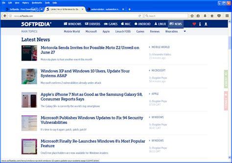 Download Portable Firefox ESR 52.8.0 / 60.0.1 RC1