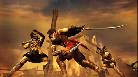 download prince of persia the two thrones torrent
