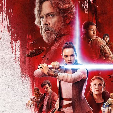Download Star Wars 8 Poster 2932x2932 Resolution, HD 4K ...